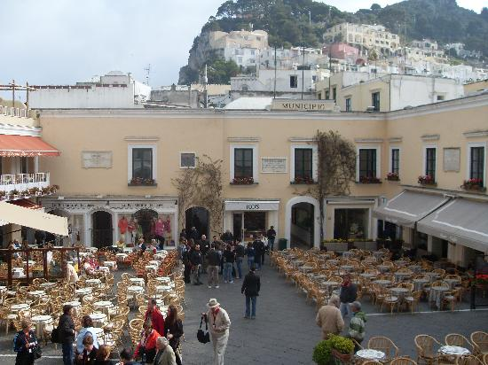 Capri private tour